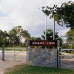 Ironbark - Entry sign