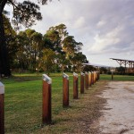 Ironbark Ridge -  bollards
